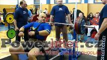 Emil Mojžíšek, 165kg
