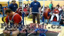Milan Mrázek, 182,5kg