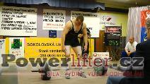 David Lupač, mrtvý tah 280kg