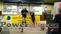 Tomáš Turek, 185kg