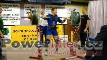 Lukáš Tkadlec, 260kg