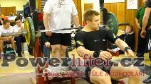 Ondřej Houžvička, 155kg