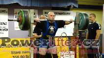 Jan Fiala, 250kg