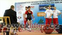 Petra Ličková, 140kg