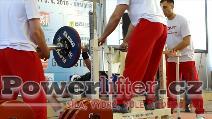 Daniel Pianka, 120kg