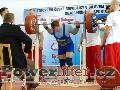 Martin Hažva, 270kg