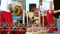 Jaroslav Mikulanda, 210kg