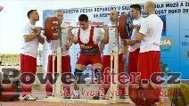 Petr Schmidt, 270kg