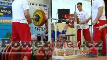 Martin Šumbera, 210kg