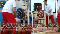 Martin Šumbera, 220kg