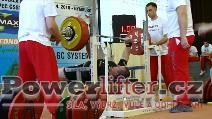 Tomáš Šárik, 262,5kg