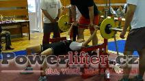 Václava Zoderová, 60kg