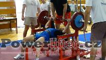 Tibor Šalát, 145kg