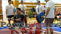 Zbyněk Krejča, 272,5kg