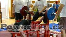 Jan Malinovský, 215kg