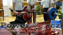 Lukáš Doubek, 220kg
