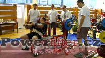 Jaroslav Šoukal, 272,5kg