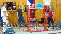 Zdeněk Šudoma, 260kg