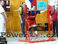 Štefan Zvada, 210kg