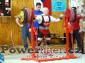 Rémy Krayzel, 250kg
