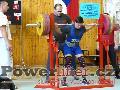 Antonín Pavelka, 155kg