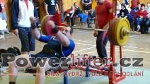 Štefan Zvada, 160kg