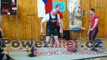 Karel Schoř, 245kg