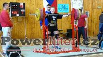 Václav Stuchlík, 160kg