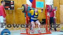 Václav Primus, 185kg