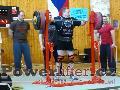 Stanislav Krček, 180kg