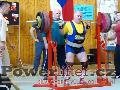 Václav Primus, 192,5kg