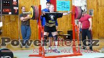 Václav Stuchlík, 195kg