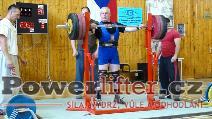 Květoslav Grobař, 235kg