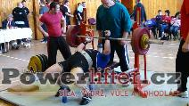Václav Primus, 140kg