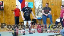 Květoslav Grobař, 230kg