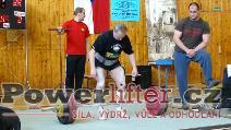 Václav Stuchlík, 190kg
