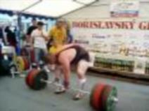 Pavel Čurda, 345kg