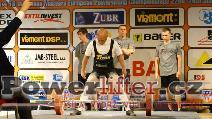 Adam Jasinski, POL, 185kg