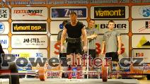 Roland Asmus, GER, 242,5kg