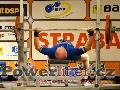 Karel Schoř, CZE, 145kg