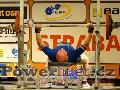 Karel Schoř, CZE, 152,5kg
