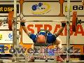 Rémy Krayzel, CZE, 180kg
