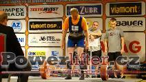 Antero Juntunen, FIN, 240kg