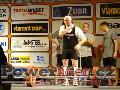 Karel Schoř, CZE, 245kg