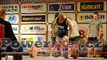 Salvatore Venuto, ITA, 245kg