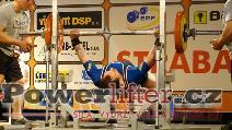 Štefan Zvada, CZE, 162,5kg