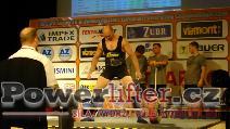 Marcel Anděl, CZE, 262,5kg
