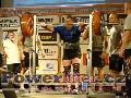 Josef Máška, CZE, 267,5kg