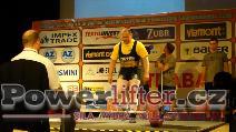 Thomas Hogberg, SWE, 280kg