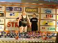 Pieter V.D. Vijfeijke, NED, 242,5kg